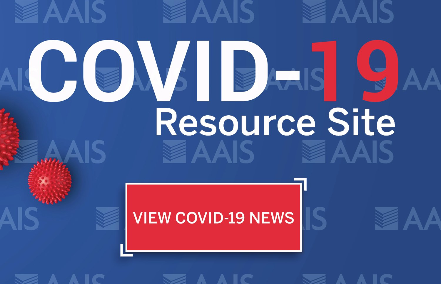 COVID-19 Resource site ad